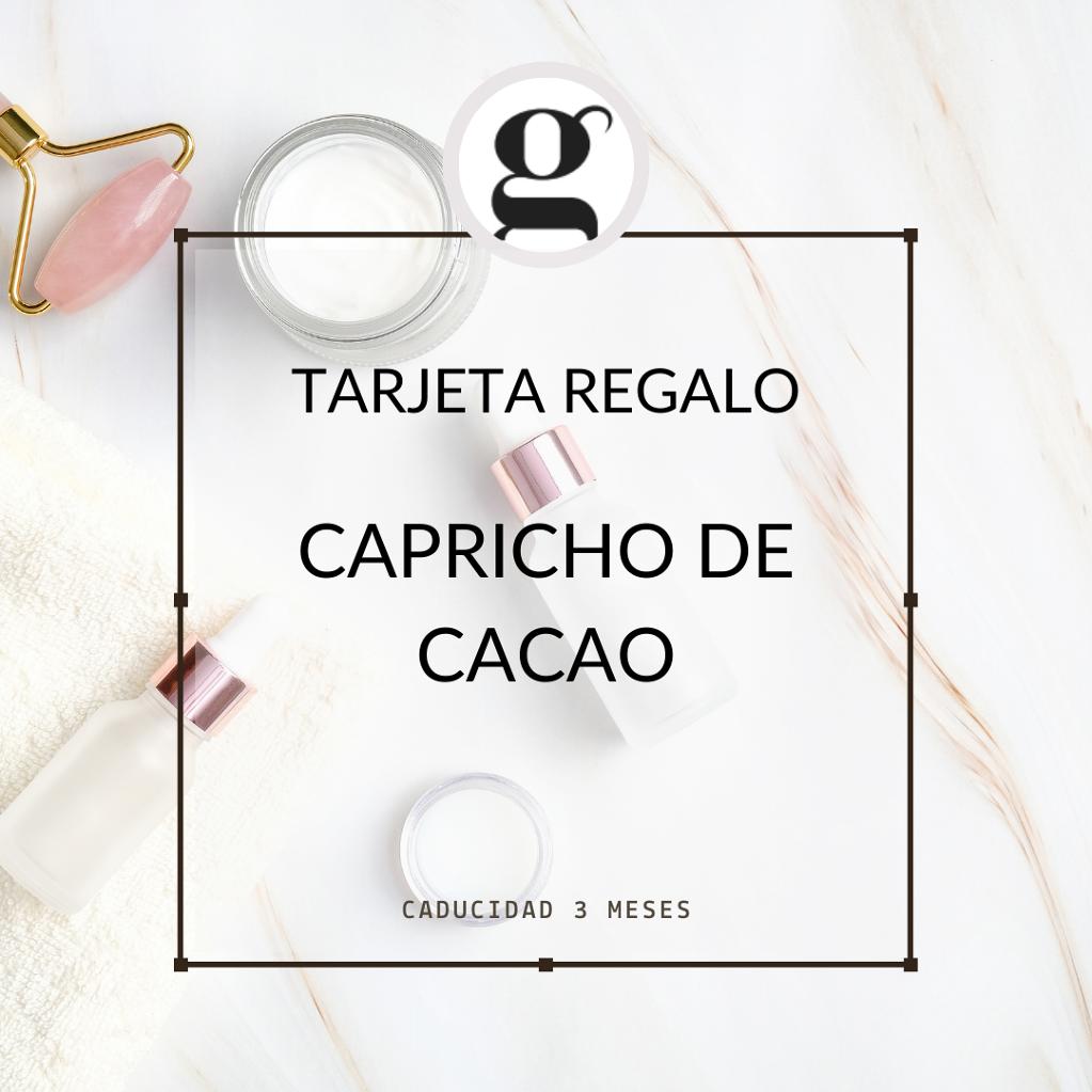 Tratamiento Spa 'Capricho de Cacao'