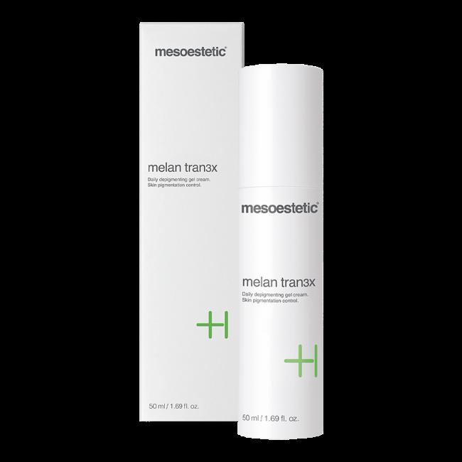 Melan Tran3x Depigmentation (Gel crema despigmentante para todo tipo de pieles)