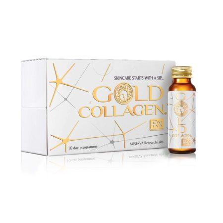 Gold Collagen RX (Colágeno hidrolizado antiedad)