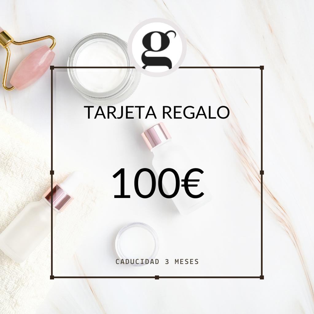 Tarjeta Regalo100€