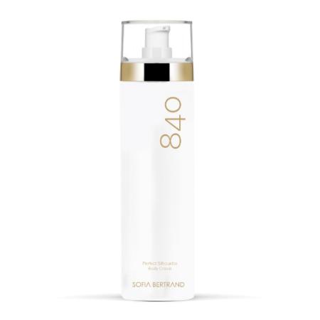 840 Perfect Silhouette Body Cream (Crema corporal nutritiva e hidratante)