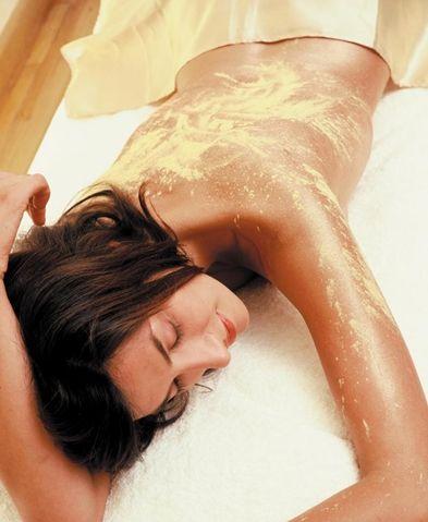 Baño de oro (Spa tractament)