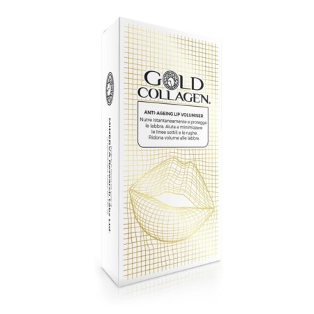 Gold Collagen ANTIAGEING LIP VOLUMISER